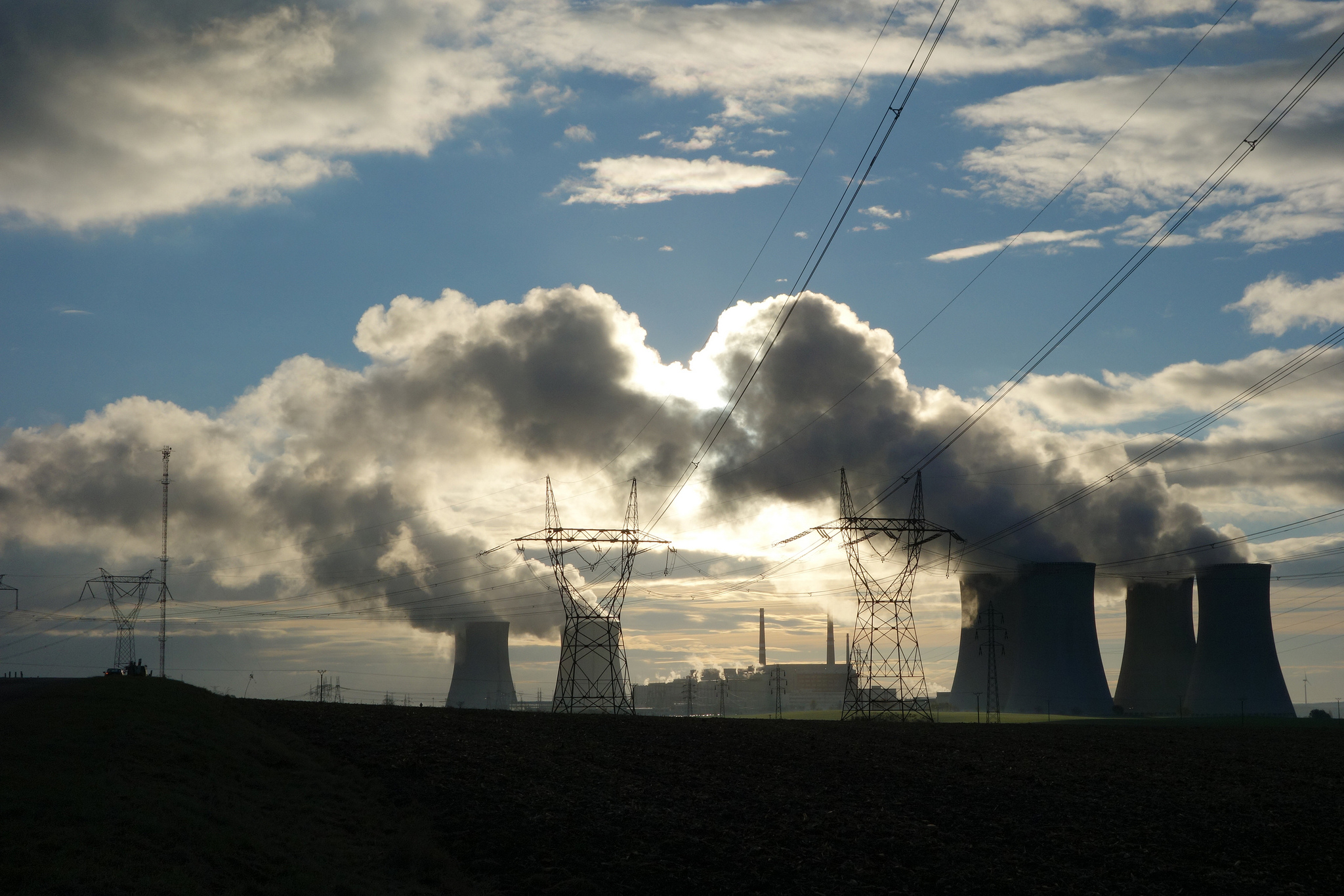 The global revival of nuclear energy