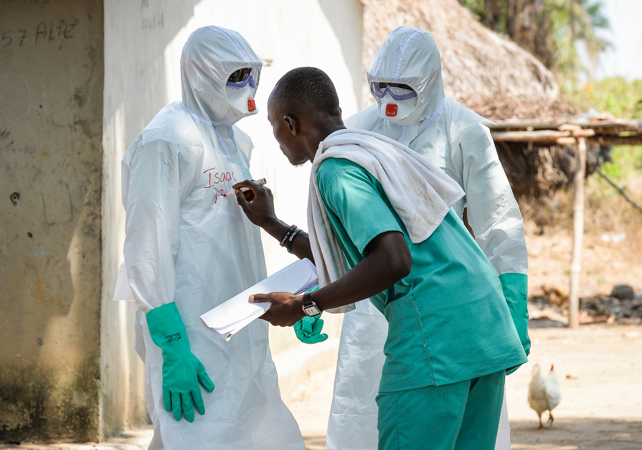 Learning the lessons of Ebola: Why the spread of disease is about more than just health