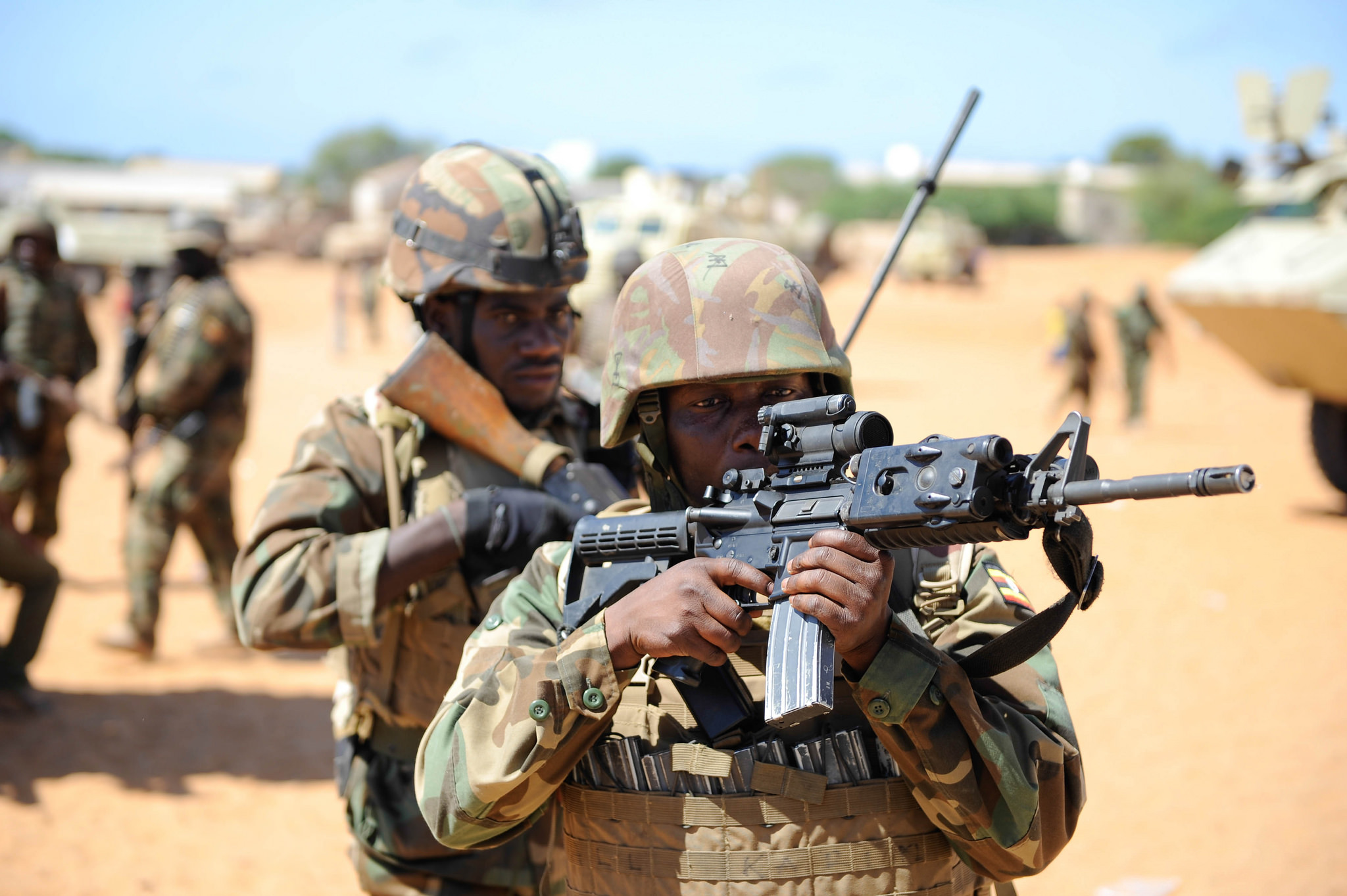 Radical Islam in the Sahel and Horn of Africa
