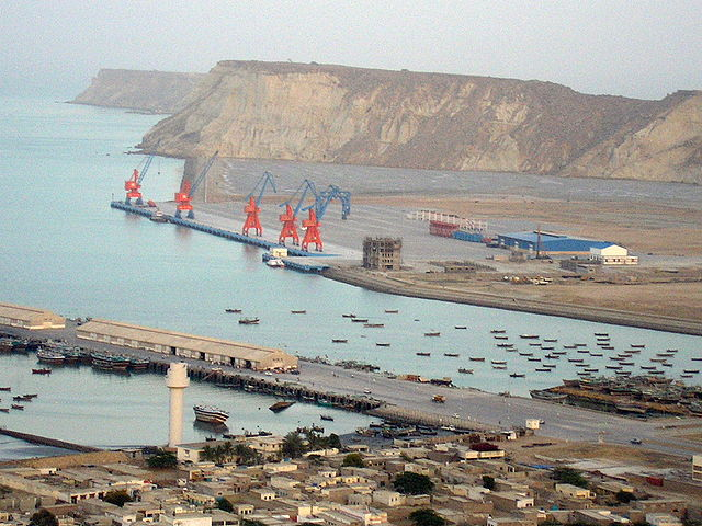 "Gwadar and ""the string of pearls"""