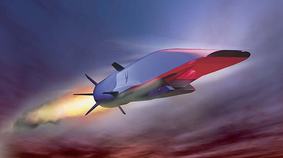 Hypersonic missiles and global security
